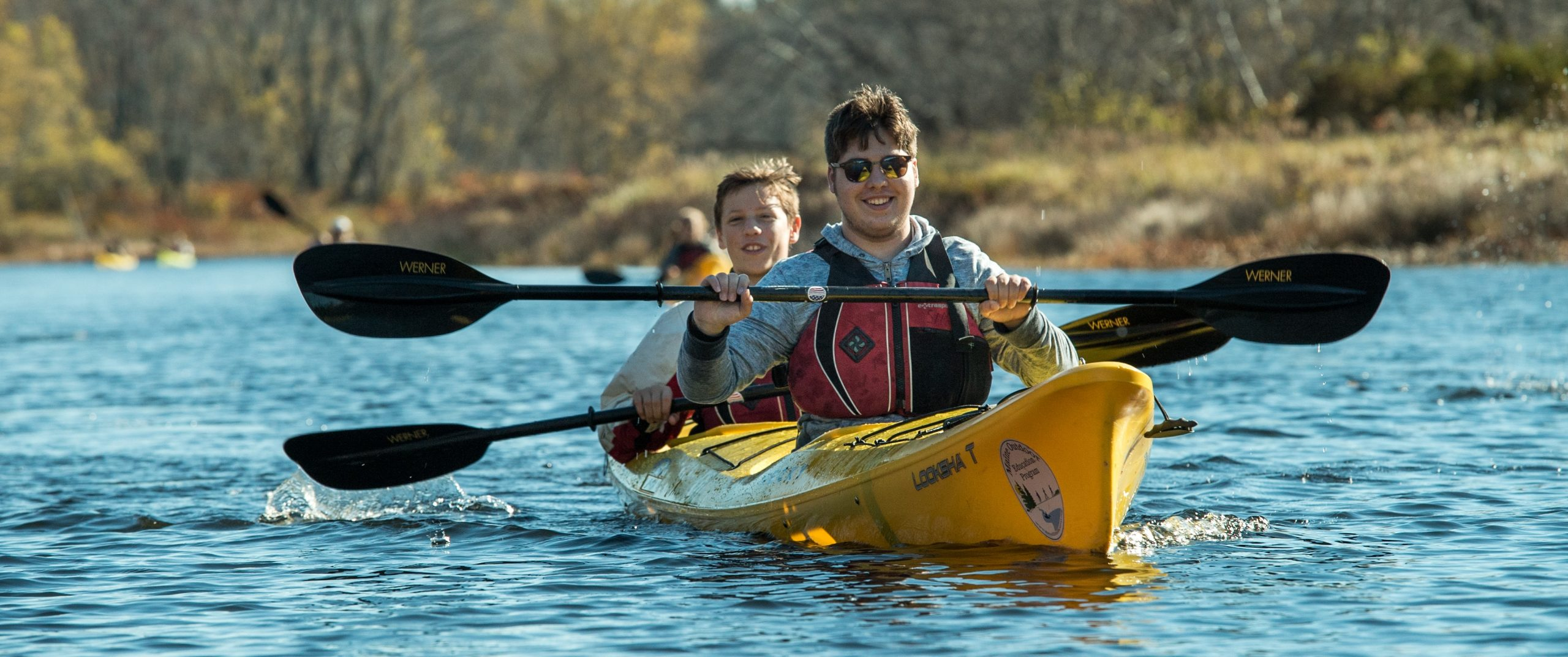 Maine Outdoor Education Program